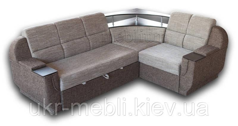 Угловой раскладной диван Меркурий, со склада Киев