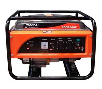 Генератор бензиновый PEZAL PGG 2800X