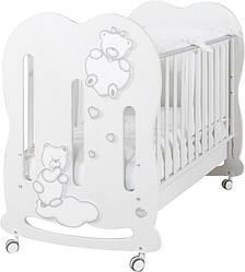 Детская кроватка Baby Expert BACIO