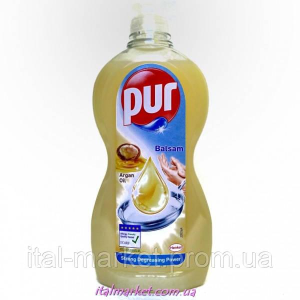 Средство для мытья посуды Пур Аргановое Масло Pur Argan Oil 450 мл