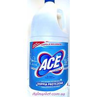 "Дезинфицирующий раствор Асе (типа ""Белизна"") Ace Classica 4л, Италия"