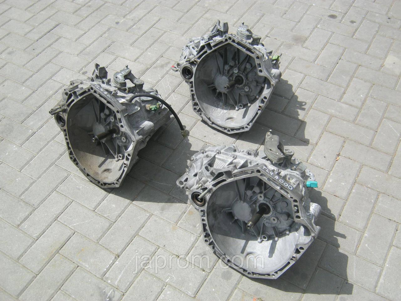 МКПП механическая коробка передач Renault Scenic II 1.5 DCI TL4 A000