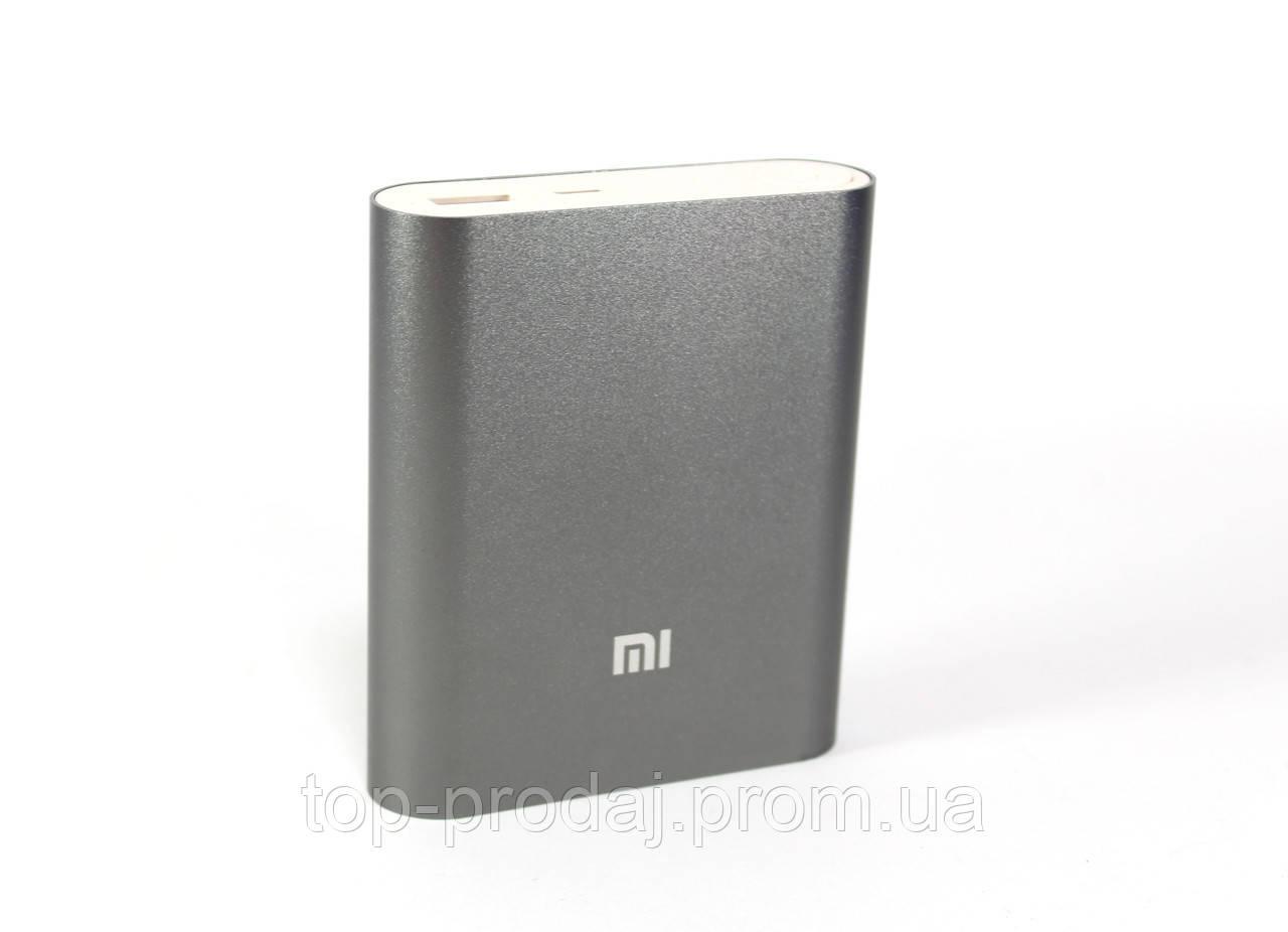 Мобильная Зарядка POWER BANK 10400mAh (реальная емкость 4800) MI, Xiaomi внешнее зарядное, Портативная зарядка