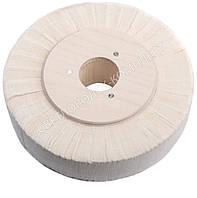 Круг полировочный войлочный IEXI White Cloth Pad 35x170 на СОМ, фото 1