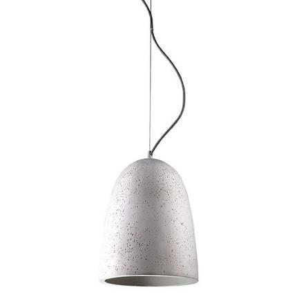 Светильник подвесной бетон стоимость дома под ключ керамзитобетон