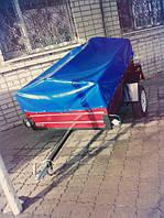Купить одноосный прицеп для легкового автомобиля ЛЕВ-16 (1,6*1,3*0,41м)