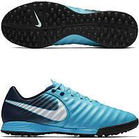 Сороконожки футбольные Nike TiempoX Ligera IV TF 897766-414