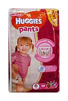 Трусики-подгузники Huggies 6 Girl (15-25 кг) - 36 шт.
