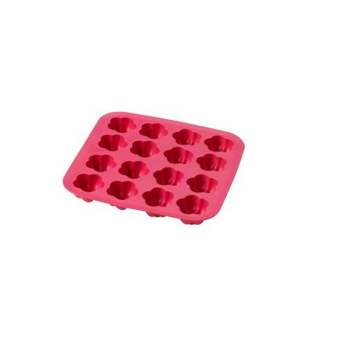 ПЛАСТИС Формочка для льда, розовый 601381131 IKEA, ИКЕА, PLASTIS