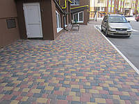 Плитка тротуарная Старый город