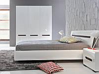 Модульная спальня Ацтека BRW Белый
