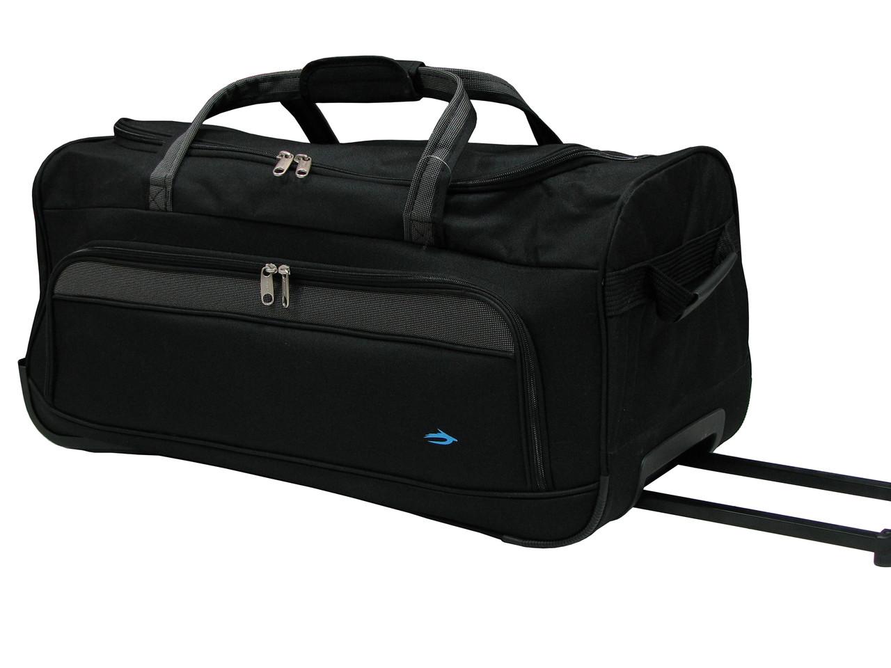 cee53b8f3a29 Дорожная сумка среднего размера на 2 колесах Airtex 4545: продажа ...
