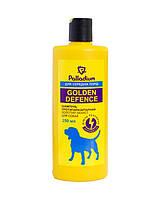Противопаразитарный шампунь Golden Defence для собак средних пород, от блох и клещей 250мл
