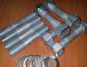 ГОСТ 22042-76 Шпилька М12 для деталей с гладкими отверстиями, фото 2