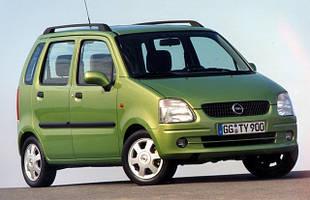 Opel Agila A / Опель Агила А (2000-2007)