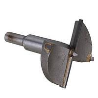 Фреза Форстнера D-20 мм, d-8 мм под рафикс. INTERTOOL SD-0491