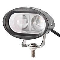 Доп LED фара BELAUTO BOL0210L 1400 лм (точечный)