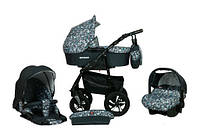 Многофункциональная детская коляска VERDI SONIC 3в1, фото 1