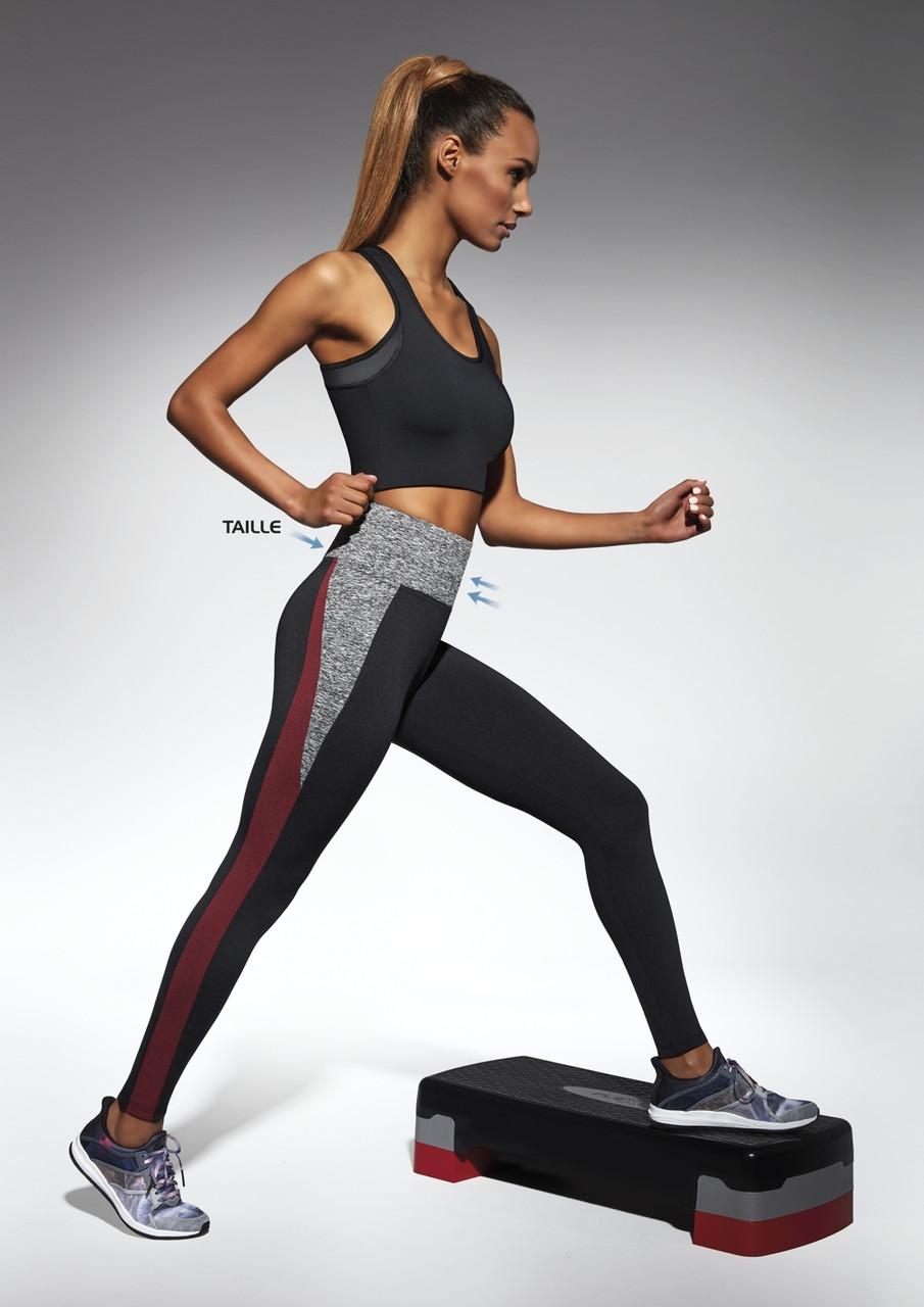 Спортивные женские легинсы BasBlack Extreme (original), лосины для бега, фитнеса, спортзала