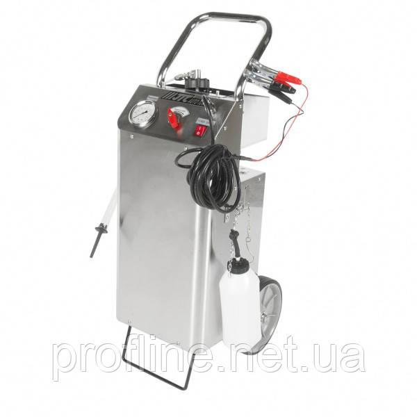 Установка для прокачки тормозов с электроприводом (12V DC)  4332 JTC