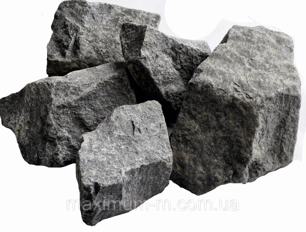Камень для саун базальт колотый