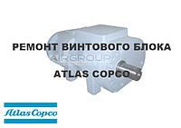 Ремонт винтового блока Atlas Copco