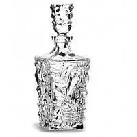 Icy Графин для виски 900мл богемское стекло Bohemia