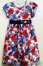 Плаття літнє для дівчинки New point 421