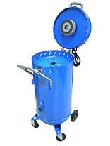 Пескоструйный аппарат без пыли с пылесосом 105l BassPolska 4258, фото 3