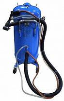 Пескоструйный аппарат без пыли с пылесосом 105l BassPolska 4258, фото 2