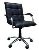 Кресло офисное Стелла хром GTP P, фото 1