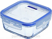 Pure Box Контейнер для еды квадратный 760мл ударопрочное стекло Luminarc