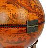 Глобус бар напольный Мир в руках Атланта 42016R, фото 4