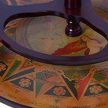 Глобус бар напольный Века 36001R, фото 3