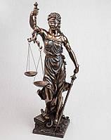 Статуэтка богиня правосудия Фемида 70 см Veronese 72919 V4