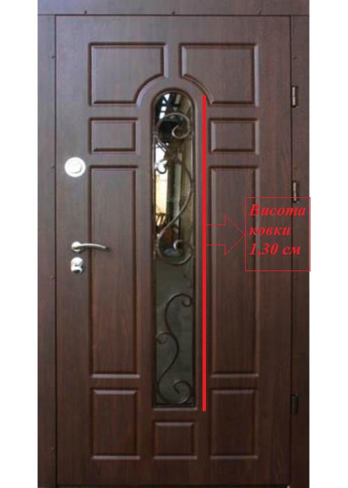 Двери входные с ковкой 96х205 бесплатная доставка