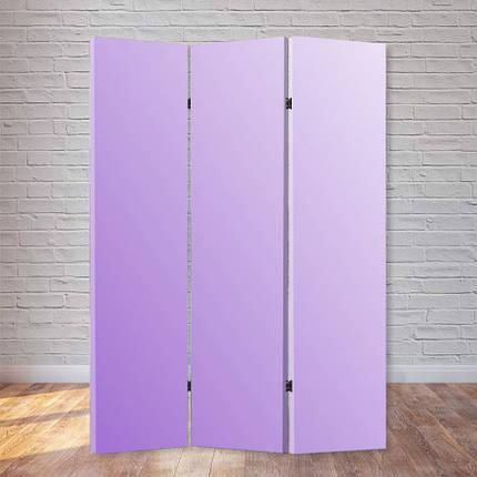 """Ширма """"Градиент фиолетовый"""", фото 2"""