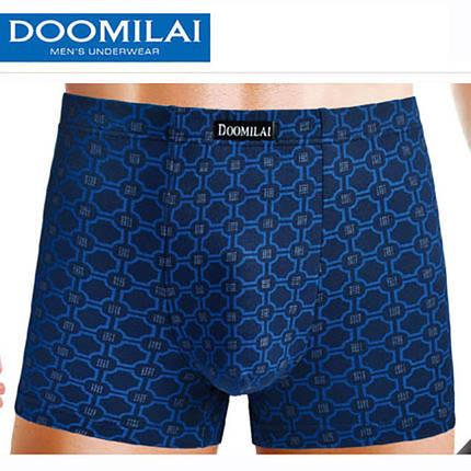 Мужские  стрейчевые боксеры Марка  «DOOMILAI» Арт.D-01065, фото 2