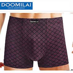 Мужские стрейчевые боксеры   Марка «DOOMILAI» Арт.D-01066