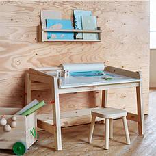 ФЛИСАТ Детский письменный стол, регулируемый 20273594 IKEA, ИКЕА, FLISAT, фото 2