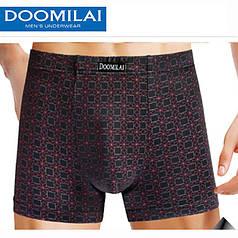 Мужские стрейчевые боксеры  Марка «DOOMILAI» Арт.D-01067