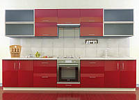 Модульная кухня High Gloss 16002, фото 1