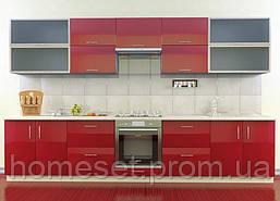 Модульная кухня High Gloss 16002