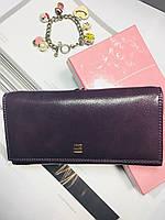 Женский кожаный кошелек , фото 1