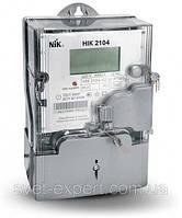 Лічильник НІК 2104-02.40 РТМВ (5-60)А, PLC-модуль, багатотариф. NIK2104 АР2ТВ.1802.МC.11 (шт)