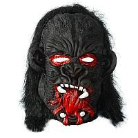 Маска горилла, 30см, 1 цвет, MK1318