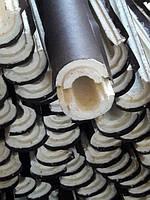Скорлупы ППУ с покрытием пергамина - изоляция труб, фото 1