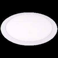 Светодиодный встраиваемый светильник Ilumia 24Вт, 270мм, 4000К (нейтральный белый), 2000Лм (030)