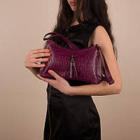 Сумочка женская через плечо Amanda (GH547 purple)