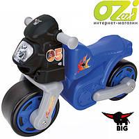 Мотоцикл каталка — BIG Стильная классика 56331